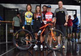 Österreichische Meisterin im Hillclimb
