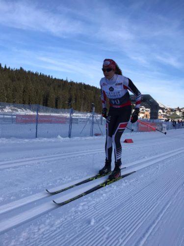 ÖM und FIS-Rennen in Seefeld