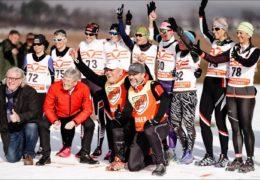 österreichische Meisterschaften Wintertriathlon in Villach