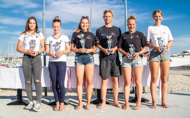 Sieg für Rosa Donner bei Kroatischer Meisterschaft