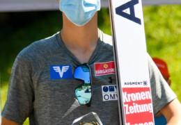 3. Platz beim Alpencup in Berchtesgaden