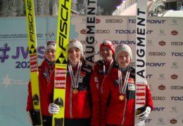 Junioren Weltmeisterschaft Lahti
