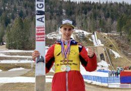 Erfolgreicher Saisonabschluss beim Alpencup in Premanon