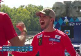 Historische Bronzemedaille WM Team!